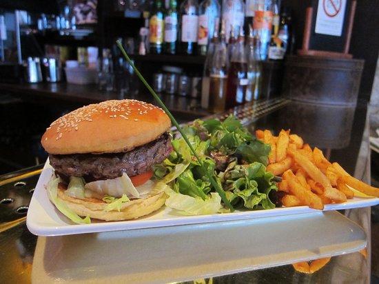 Le Moderne : le burger