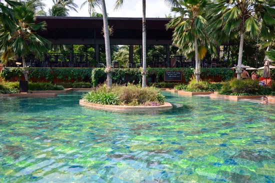 Anantara Bophut Koh Samui Resort: piscine