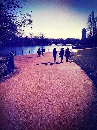 Hyde Park Suites : Kensington Gardens