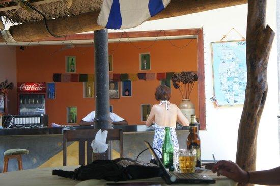 Surfing Villa: espace commun