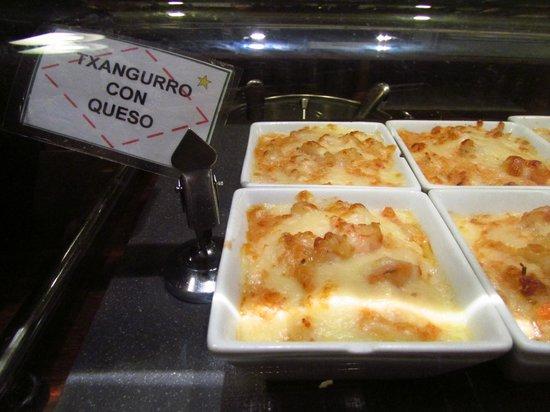 Bar Gaucho: granchio e formaggio