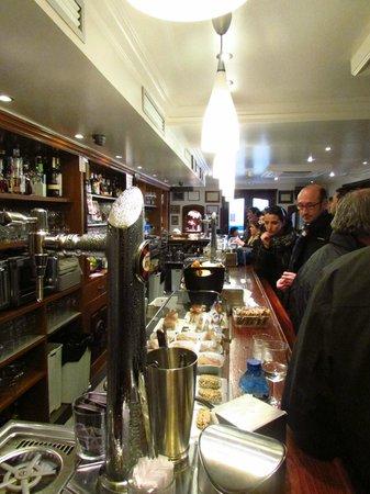 Bar Gaucho: la barra