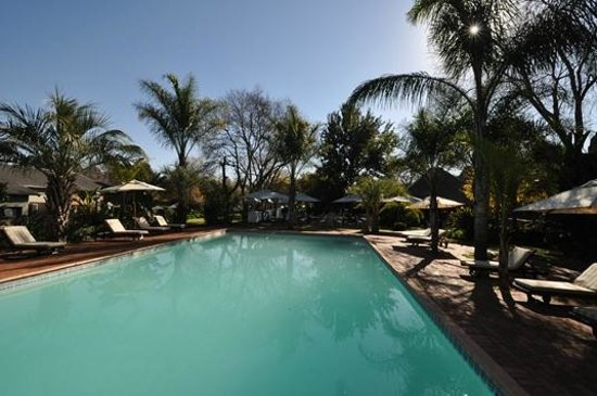 Leriba Hotel: Swimming pool