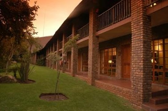 Leriba Hotel and Spa: Rooms with a view