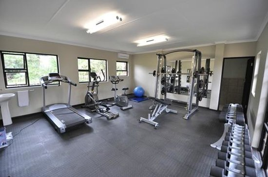 Leriba Hotel and Spa: Gymnasium
