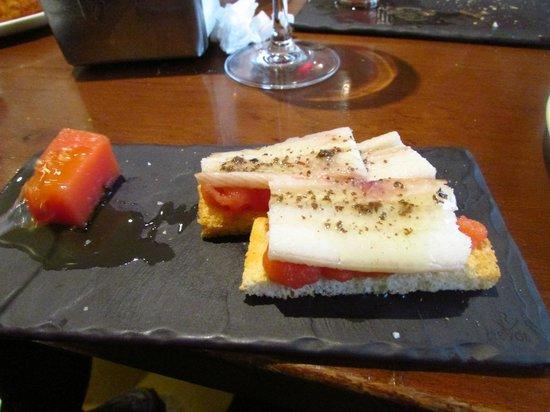 Bar Gaucho: buonissima e fresca...