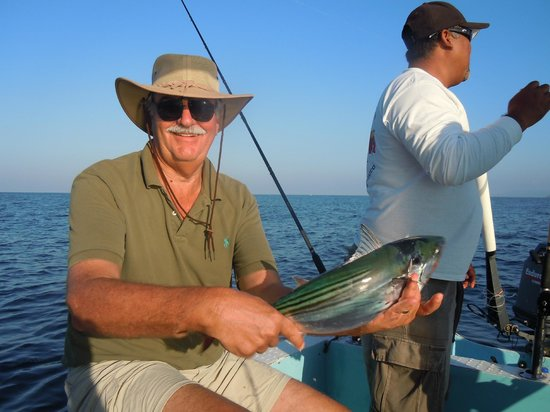 Julio's Tour & Fishing Guide Services: inshore fishing with Julios Tours