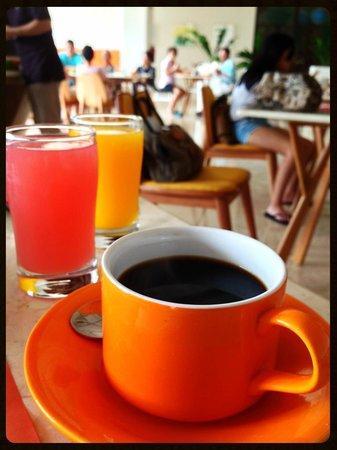 Grand Livio Kuta Hotel: Breakfast  :)