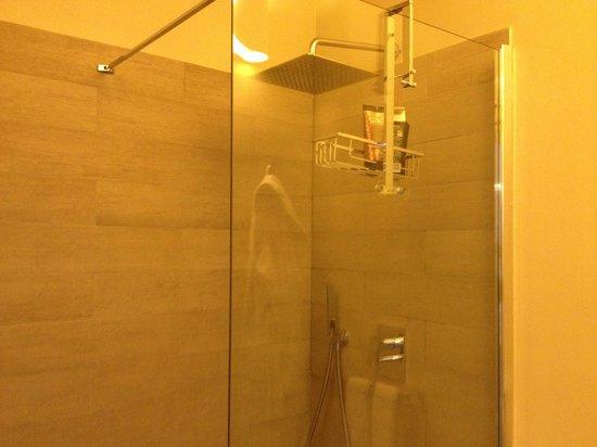 Ca' de Tobia: Particolare della doppia doccia (Junior Suite)