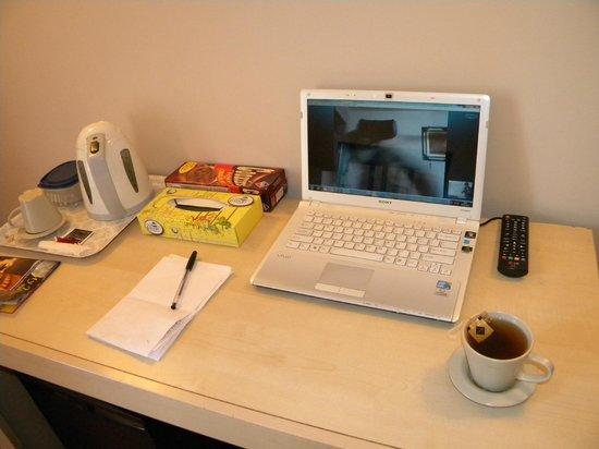 Hotel Saturnia : Acesso livre ao internet