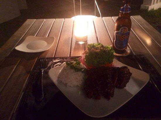 ITACA Resto – Lounge : Ribs