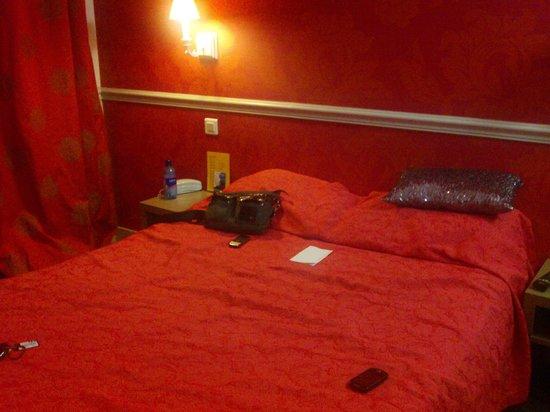 Hotel de la Cité Rougemont : ecco la stanza dove ho soggiornato