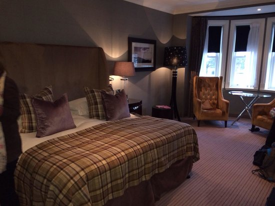 Cameron House on Loch Lomond : Lovely room