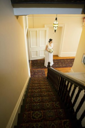 Admiral Collingwood Lodge: Hallway: Wedding Photos: Society Photography