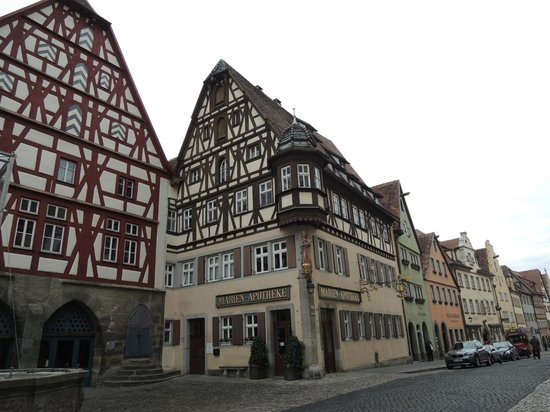 Altstadt: Quaint
