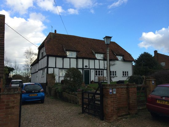 Manor Farm Cottage: buiten