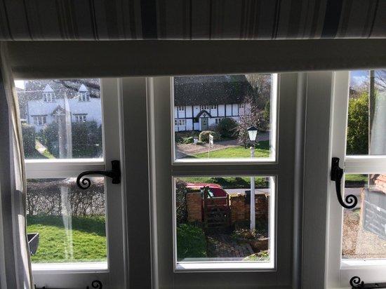Manor Farm Cottage: uitzicht