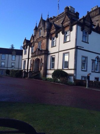 Cameron House on Loch Lomond: Stunning