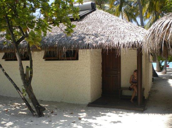Alimatha Aquatic Resort: Bungalow