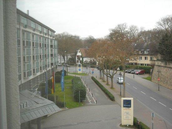 Novotel Mainz: View