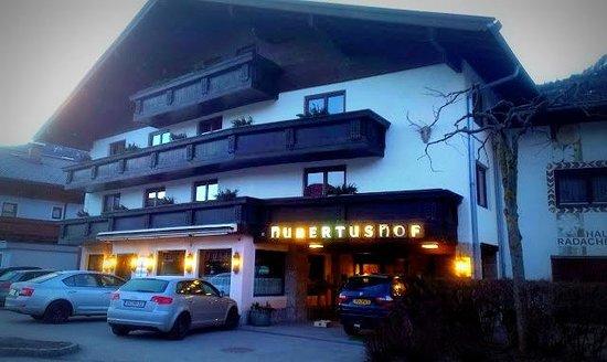 Hubertushof: Вид отеля