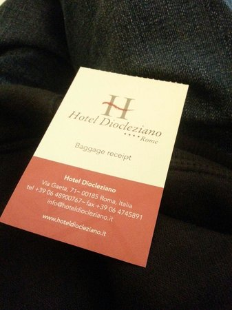 Hotel Diocleziano : .........
