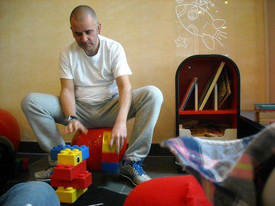 Novotel Mainz: Playground for me !!!
