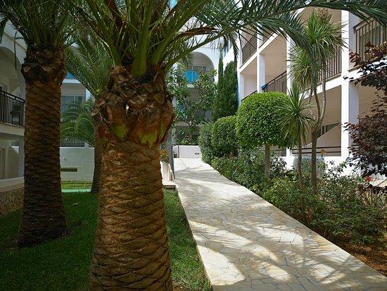 Apartamentos Cala d'Or Playa: Cala d'or Playa - Jardines