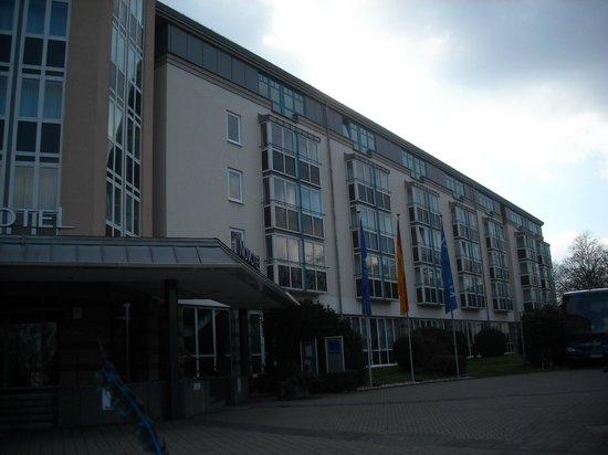 Novotel Mainz: Main entrance