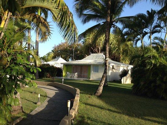 Hotel Residence Golf Village : un bungalow
