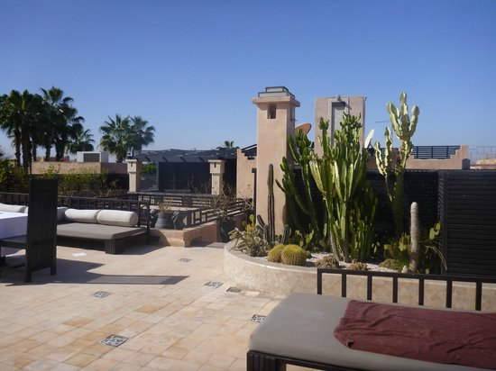 Villa Makassar : The sun terrace