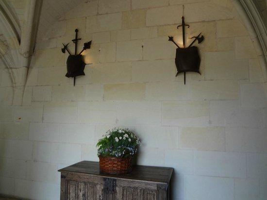 Chateau Royal de Blois: sala das armas