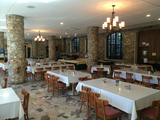Montreat, NC: Galax Dining Room