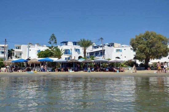 Diogenis Studios : on the beach