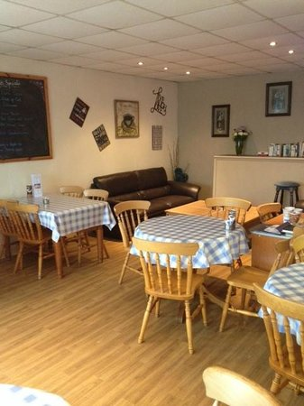 Swn-y-Mor: Newly refurbished restaurant