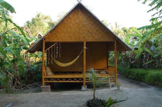 Forra Bamboo Resort: Nice little bungalow