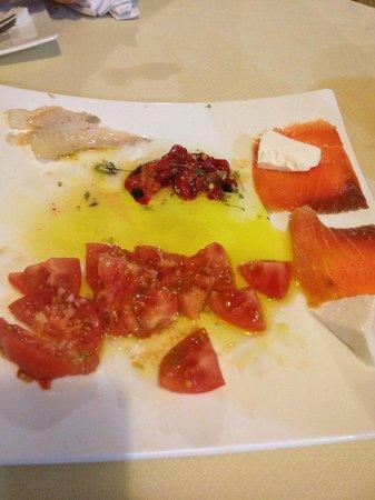 La Taberna Iberica: Fisk