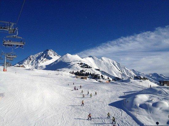 Mayrhofen: Альпы
