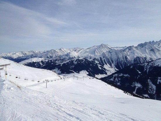 Mayrhofen: Склоны Арены