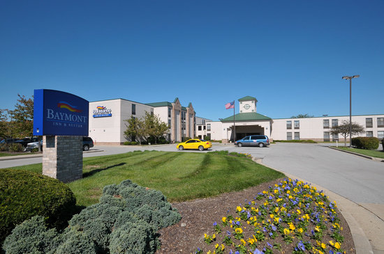 Baymont Inn & Suites Fishers / Indianapolis Area: You are always welcome.