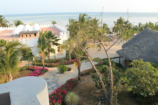 Jacaranda Beach Resort: Panorama
