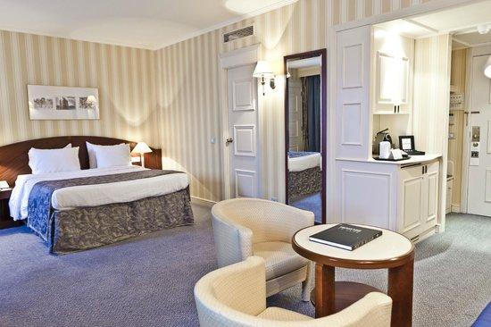 Le Chatelain Hotel: Executive Room