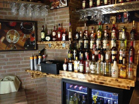 Ristorante Italiano : Great basement bar