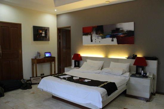Aleesha Villas: Bedroom