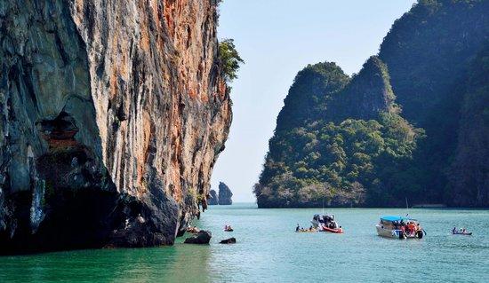 Two Sea Tour : île de Hong