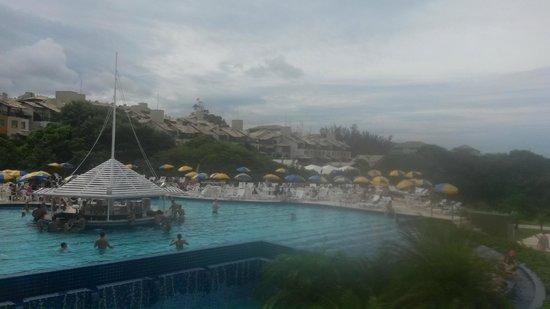 Costão do Santinho Resort Golf & Spa: piscinas