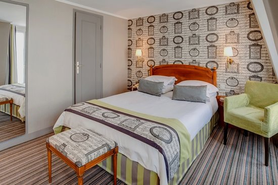 Hotel France d'Antin : Chambre Double