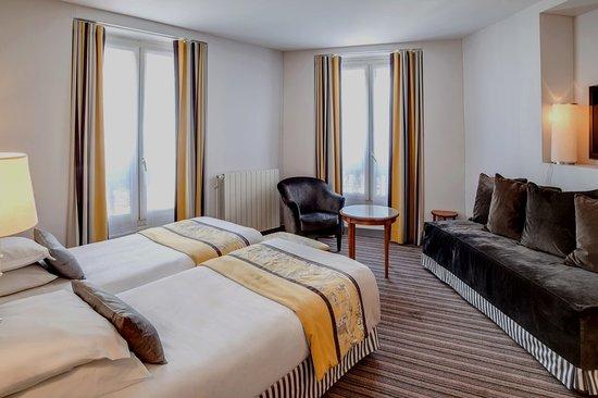 Hotel France d'Antin : Junior Suite