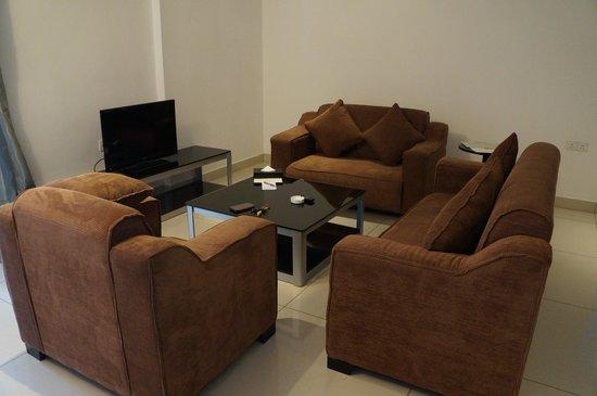 Sofa picture of ksl hotel resort johor bahru for Furniture johor bahru