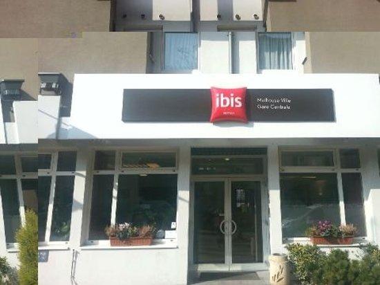 Hotel Ibis Mulhouse Centre Ville